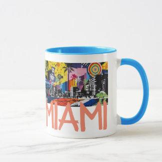 Caneca de café de Miami Florida