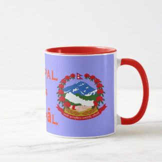 Caneca de café de NEPAL*