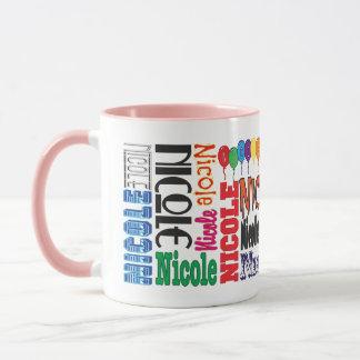Caneca de café de Nicole