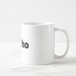Caneca de café de NoPho