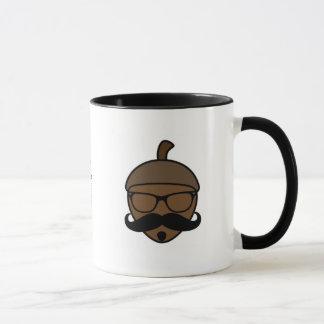 Caneca de café de Nutstalgia Ned