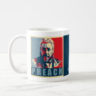 Caneca de café de Posterized Spurgeon