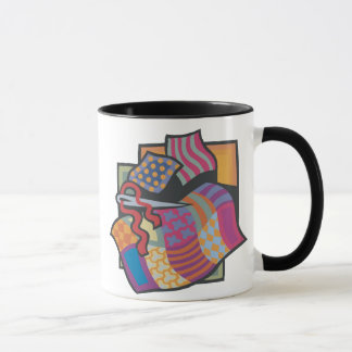 Caneca de café de Quilter