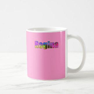 Caneca de café de Regina