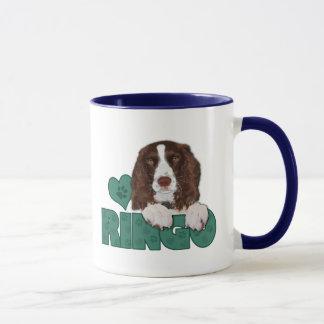 Caneca de café de Ringo