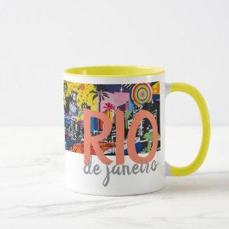 Caneca de café de Rio de Janeiro