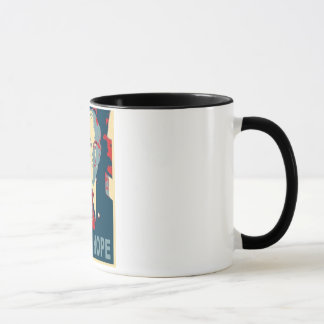 caneca de café de Ron Paul