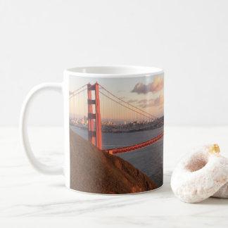 Caneca de café de San Francisco golden gate bridge