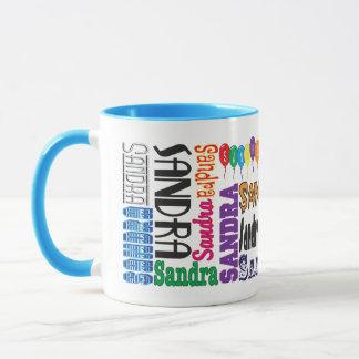 Caneca de café de Sandra