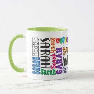 Caneca de café de Sarah