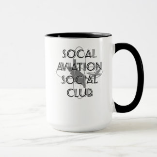 Caneca de café de SASC