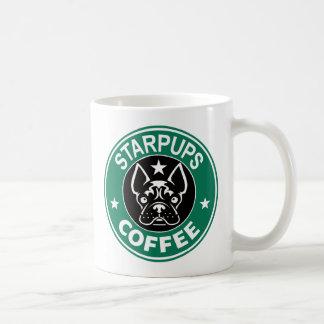 Caneca de café de StarPups