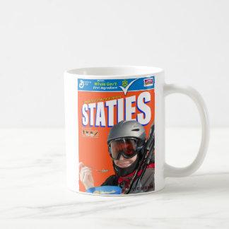 Caneca de café de Staties