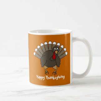Caneca de café de Turquia da acção de graças