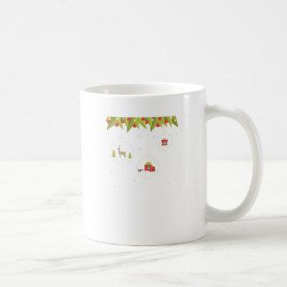 Caneca De Café decorativo-Natal-bola-suspensão