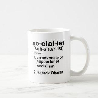 Caneca De Café definição socialista