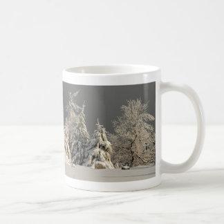 Caneca De Café Deixais lhe para nevar! Deixais lhe para nevar!