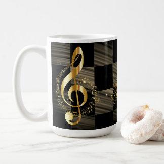 Caneca De Café Deixais lhe seja música