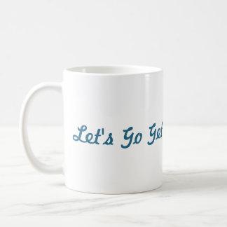 Caneca De Café Deixe-nos ir obtêm perdido junto agridem