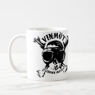 Caneca De Café Demónio de velocidade de VINMOT