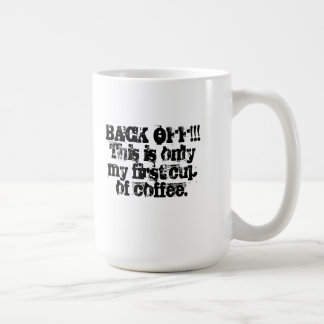 Caneca De Café Desembarace-se!!!
