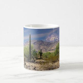 Caneca De Café Deserto de Sonoran