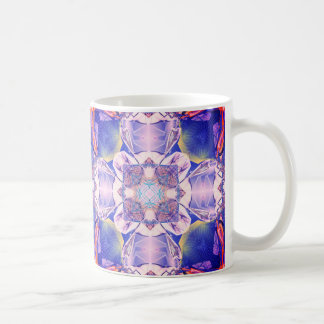 Caneca De Café Design ABSTRATO do delcate