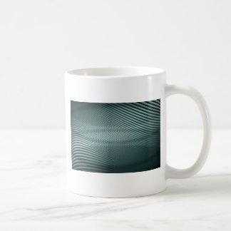 Caneca De Café design da listra azul