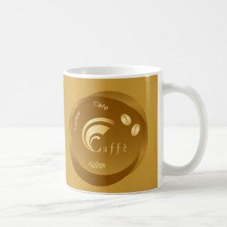 Caneca De Café design do café