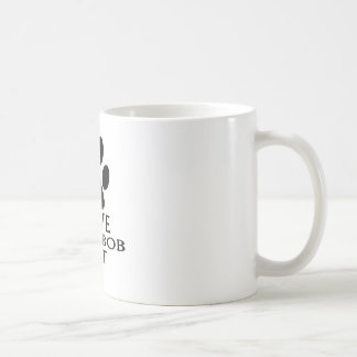 CANECA DE CAFÉ DESIGN DO CAT DO AMOR PIXIE-BOB