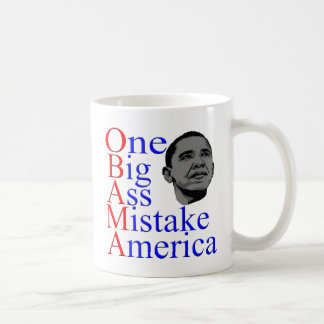 Caneca De Café Design do presidente Barack Obama