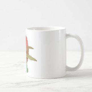 Caneca De Café Design floral