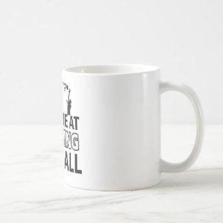 Caneca De Café Design legal do Netball