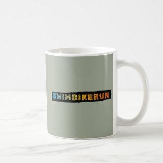 Caneca De Café Design legal do Triathlon