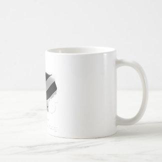 Caneca De Café Design txt.gif branco de Harvey