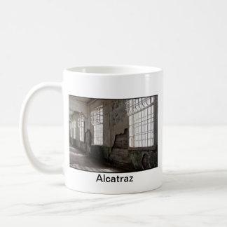 Caneca De Café Deterioração de Alcatraz
