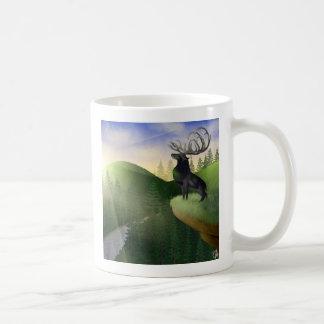 Caneca De Café Deus da floresta