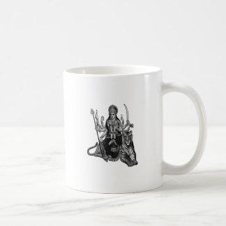 Caneca De Café Deusa de Shiva