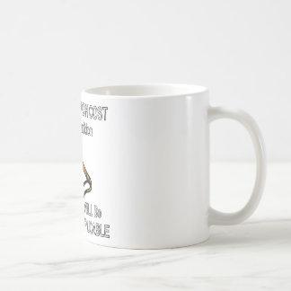 Caneca De Café Devido ao custo alto da munição um Tomahawk será