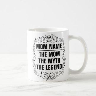 Caneca De Café Dia das mães feliz da mamã