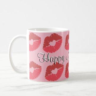 Caneca De Café Dia das mães feliz Emoji