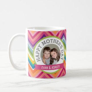 Caneca De Café Dia das mães feliz - modelo feito sob encomenda da