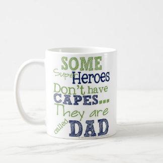 Caneca De Café Dia dos pais feliz