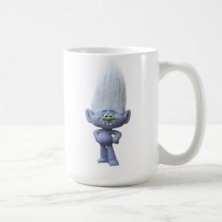 Caneca De Café Diamante da cara dos troll |
