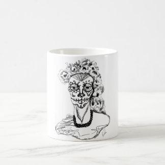 Caneca De Café Diâmetro de los Muertos - Monica