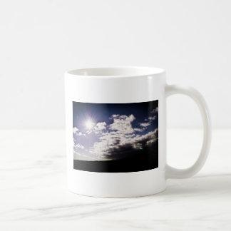 caneca de café digital dos rodeios