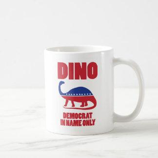 Caneca De Café Dino