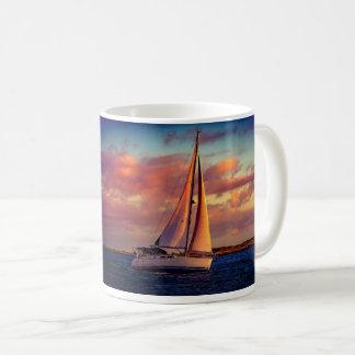 Caneca De Café Direcção às águas do golfo