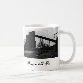 Caneca De Café Disjuntor de Harry E, Pa. de Swoyersville
