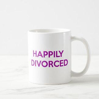 Caneca De Café Divorciado feliz - feliz ser divorciado